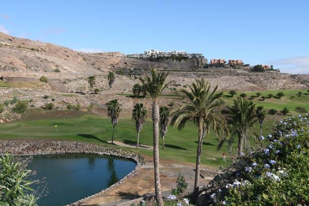 ferienhaus salobre golf auf gran canaria spanien. Black Bedroom Furniture Sets. Home Design Ideas